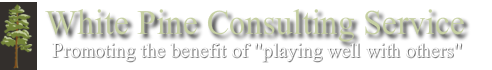 White Pine Consulting Service